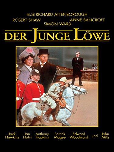 Der junge Löwe Film