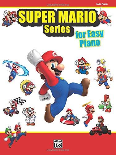 Super Mario for Piano: 34 Super Mario Themes Arranged for Easy Piano - Easy Piano Musicals