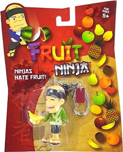 Amazon.com: Basic Fun Fruit Ninja Blade Slice Banana Sensei ...