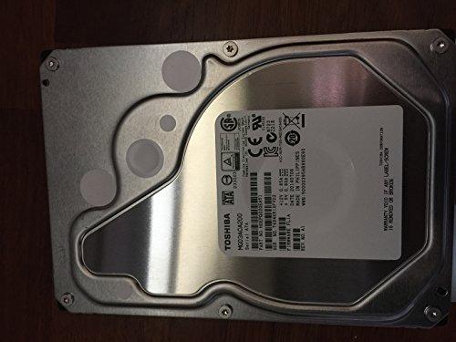 TOSHIBA MG03ACA200 2TB 7200 RPM 64MB Cache SATA 6.0Gb/s 3.5' Enterprise Hard Drive Bare Drive
