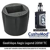 GeekVape Aegis Legend 200W TC CUP HOLDER by CushyMod cover wrap skin sleeve case car mod vape kit