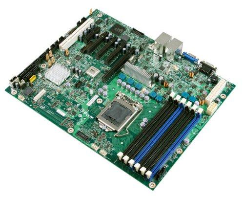 Intel Single Socket - Intel Server Motherboard S3420GPV  Single Socket Xeon for 3400 Series ATX