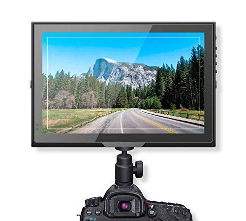 Delvcam 10.1-Inch 3G-SDI Camera Monitor with HDMI & VGA Inputs (DELV-SDI10-IP) by Delvcam