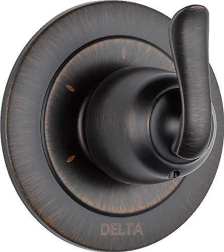 Delta T11894-RB Linden 3 Setting Diverter Trim, Venetian Bronze