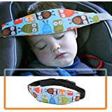 Toddler Car Seat Neck Relief and Head Support, Easy Installation On Most Convertible Seats, Offers Protection and Safety for Kids