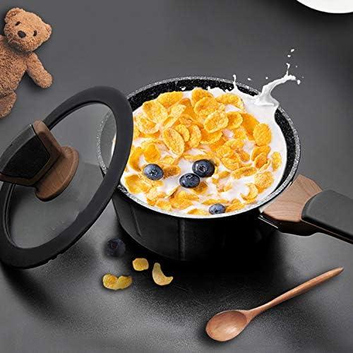YWSZJ Post-it Pot bébé Ménage supplément alimentaire Pot bébé Pot à lait Pot d'ébullition le lait chaud au lait Pot