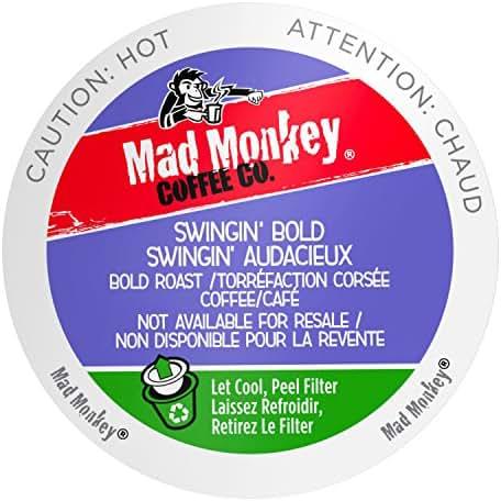 Coffee Pods: Mad Monkey