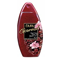 Duru Gourmet Shower Gel, Cherry Pie, 3 Count