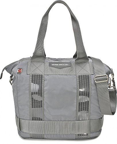 George Gina & Lucy Sfesch Sfancy Bolso shopping gris