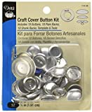 (US) Dritz Craft Cover Button Kit - Size 30