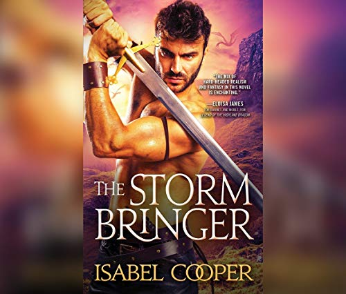 Book Cover: The Stormbringer