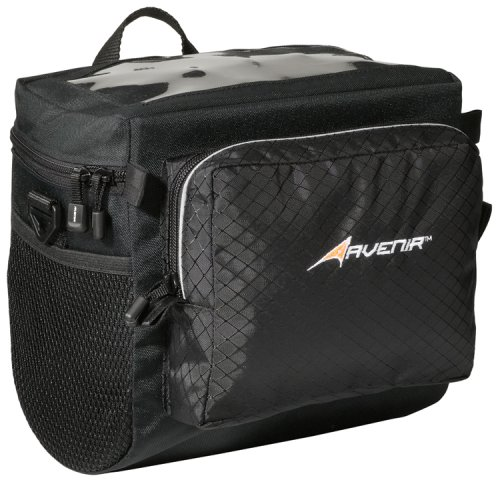 Avenir Excursion QR Handlebar Bag (484 cubic inches of storage) by Avenir
