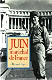 img - for Juin, mar chal de France book / textbook / text book