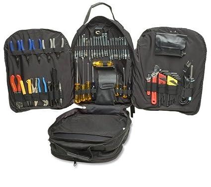 Spc185Bp-04 Electronics Tech Tool Kit W/ Fluke 117 Dmm, Backpack - - Amazon.com