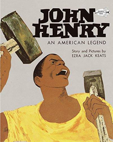 Books : John Henry: An American Legend (Knopf Children's Paperbacks)