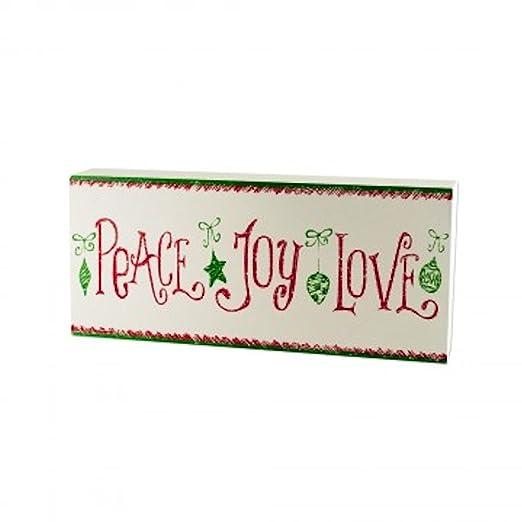 Vacaciones de Navidad caja de madera diseño de cartel