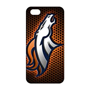 Real-Fashion DENVER BRONCOS (3D)Phone Case for iPhone 4/4s