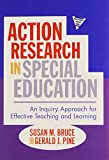 img - for Action Research in Special Education: An Inquiry Approach for Effective Teaching and Learning (Practitioner Inquiry) (Practitioner Inquiry (Paperback)) book / textbook / text book