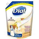 Dial Eco-Smart Hand Soap Refill, Vanilla Honey, 1.18 Liter (2095808)