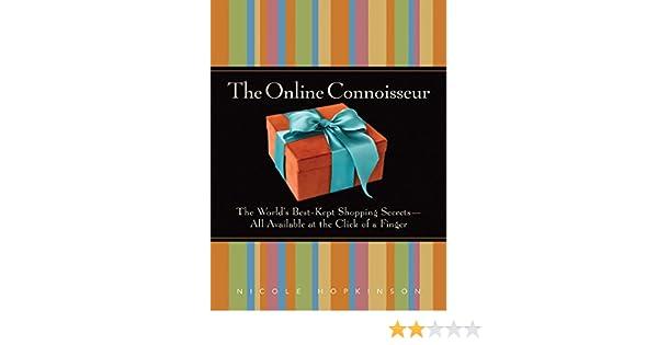 The Online Connoisseur: The World's Best-Kept Shopping