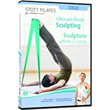 STOTT PILATES: Ultimate Body Sculpting (English/French)