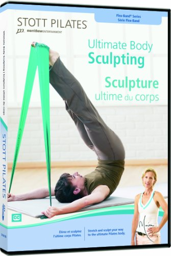 STOTT PILATES Ultimate Body Sculpting (English/French)