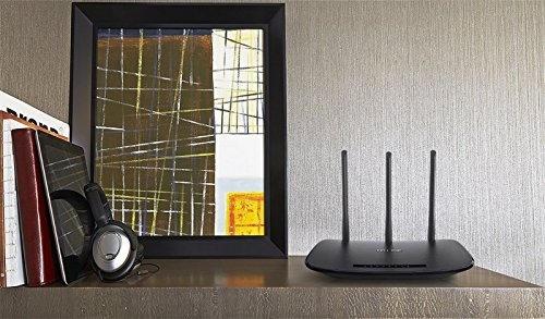 Wireless N Router, TP-Link 450 Mbps