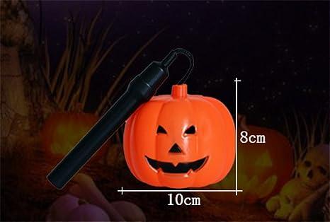 Halloween pumpkin head jack lantern with scary evil faces spooky