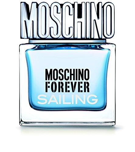 Moschino Forever Sailing EDT Spray for Men, 1.7 Ounce
