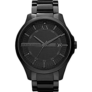 A/X Armani Exchange Smart Stainless Steel Watch