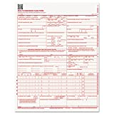 "Paris Business Products CMS Forms, 8-1/2"" x 11"" (PRB07106)"