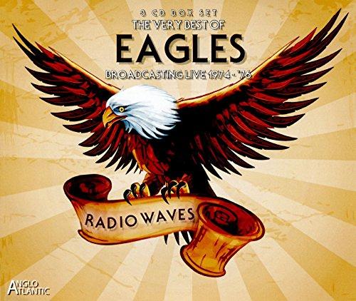 Radio Waves - Broadcasting Live 1974-1976 (3CD) (Wave Radio 3)