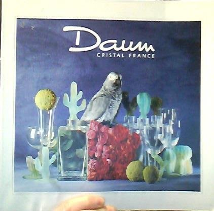 Daum Sculpture (Daum: Cristal France)