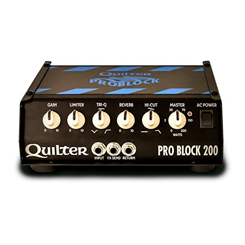 Quilter Amps ProBlock 200 Amp Head by Quilter