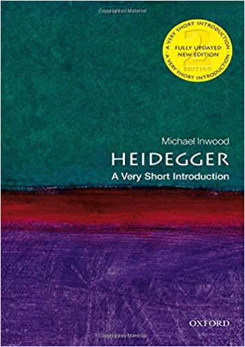 Heidegger: A Very Short Introduction (Very Short Introductions), 2nd Edition - Original PDF