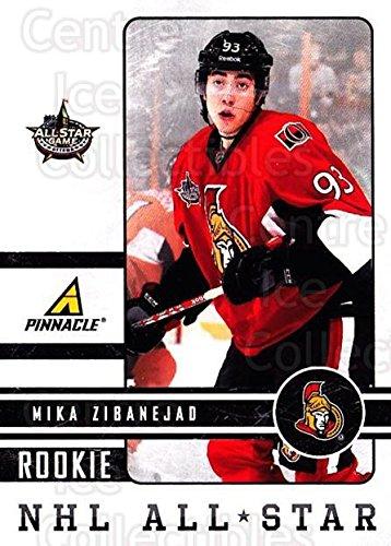 (CI) Mika Zibanejad Hockey Card 2012 Pinnacle NHL AS 8 Mika -