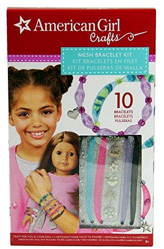 American Girl Crafts Mesh Bracelet Kit American Girl Charm Bracelet