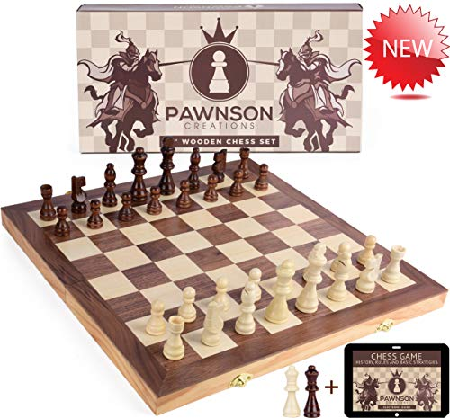 Looking for a chess board with pieces? Have a look at this 2019 guide!