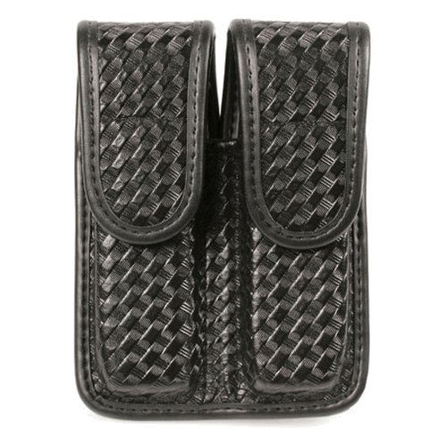 BLACKHAWK! Molded Basketweave Double Mag - Staggard Column Pouch