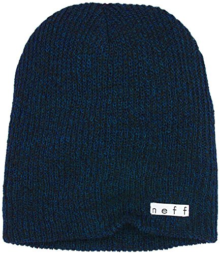 Price comparison product image Neff Men's Daily Heather Beanie Black Blue