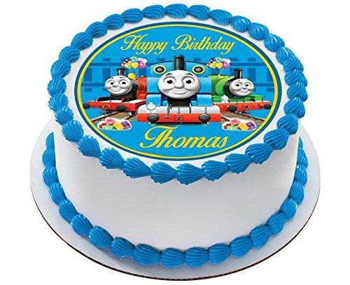Thomas Birthday Cake - 6