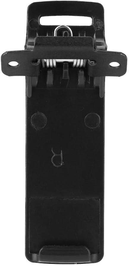 5PCS Back Clip for Walkie Talkie Original Waist Belt Clip for Baofeng UV-5R