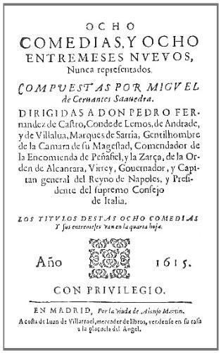 OCHO COMEDIAS Y OCHO ENTREMESES NUEVOS NUNCA REPRESENTADOS (Spanish Edition) - Kindle edition by Miguel de Cervantes Saavedra.