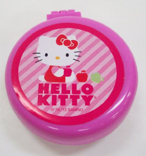 Hello Kitty Folding Brush Mirror -