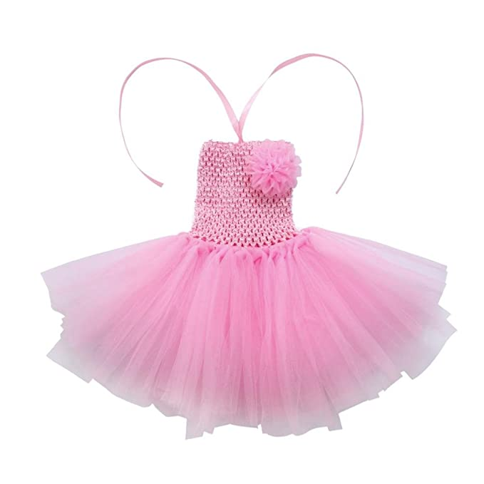 a1cf4d485088 Amazon.com  Anshinto Baby Girls Tutu Dresses