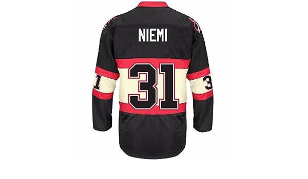 b234928a7da Amazon.com   Antti Niemi 2016-17 Chicago Blackhawks CCM REEBOK NHL Premier  Player Jersey Men s   Sports   Outdoors