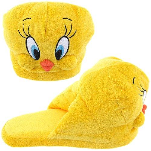 Tweety Bird Looney Tunes Big Face Head Adult Plush ...