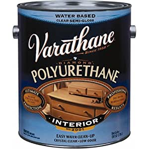 Rust-Oleum 200131 Diamond Polyurethane Semi Gloss (2 Pack) [Misc.] [Misc.]