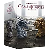 Studio1 Game of Thrones: Complete Series Seasons 1-7 DVD Box Set