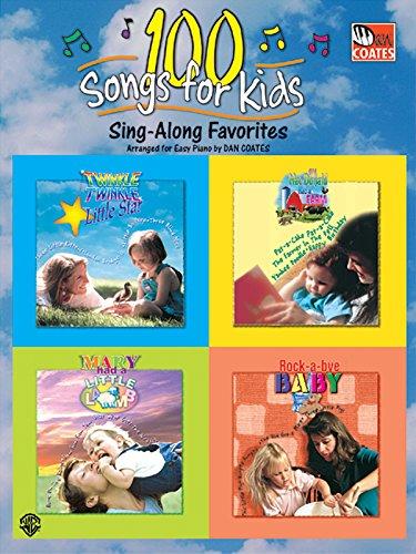 100 Songs for Kids (Sing-Along (Sing Along Sheet)